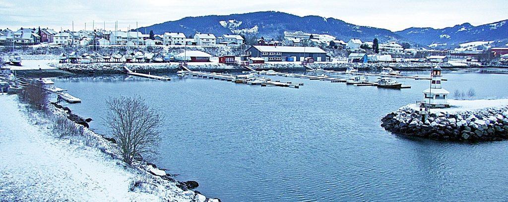 Terna (Orkanger) marina